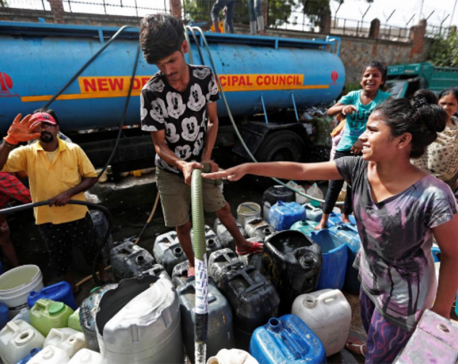 In drought-hit Delhi, the haves get limitless water, the poor fight for every drop