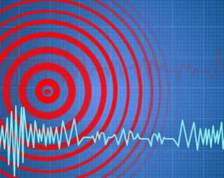Strong quake causes panic in eastern Indonesia