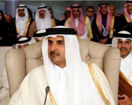 Qatar's emir to meet Trump on July 9: QNA
