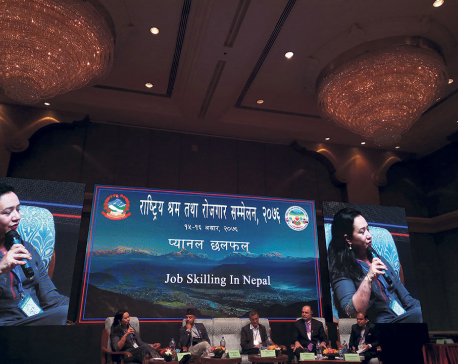 National employment summit concludes