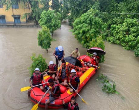 38 still missing in natural disaster: MoHA
