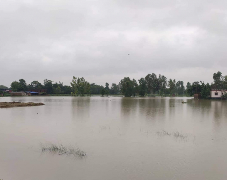 Embankment built by India causes flooding in Nepal