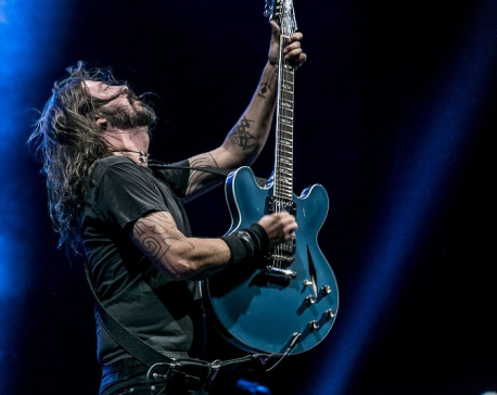 Foo Fighters release surprise live rarities EP