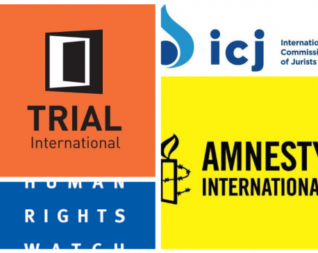 International organizations including Human Rights Watch express discontent over govt's apathy toward conflict-era human rights violations
