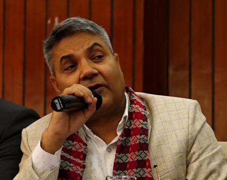 Foreign investment in media unacceptable: Minister Baskota