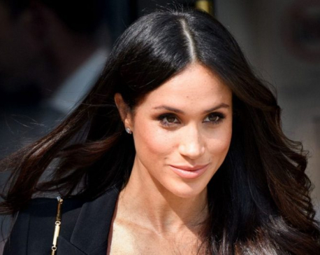Meghan Markle turns guest editor of British Vogue!
