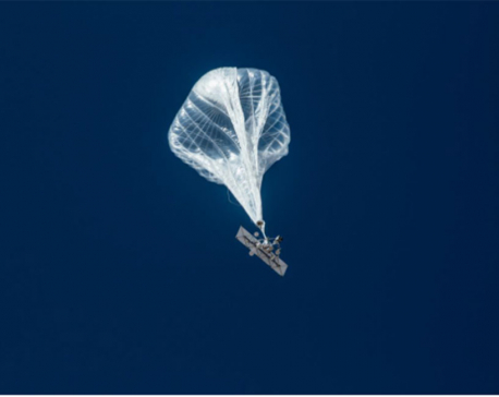 Google internet balloon spinoff Loon still looking for its wings