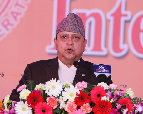 Ex-King Gyanendra Shah expresses sadness on loss of lives and properties caused flood, landslides