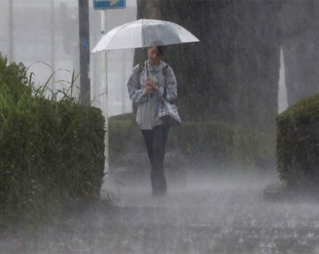Japan, hit by torrential rains, orders 800,000 to evacuate