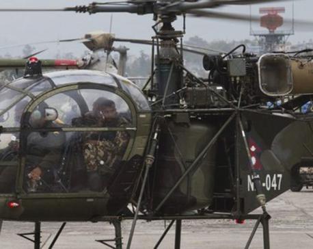 No chopper for women