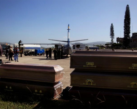At least 26 dead after fishing boat capsizes off Honduran coast