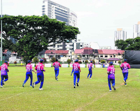 Nepal's Asia finals campaign hangs in balance