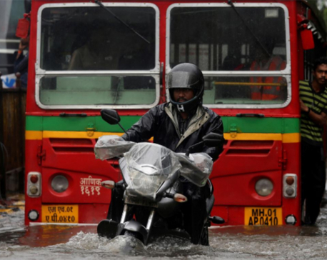India's monsoon rain below average for fifth straight week