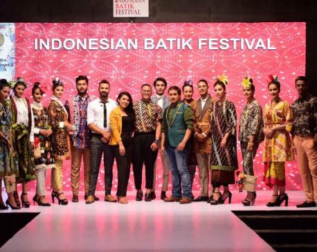 Indonesia Boutique Fair commences in capital