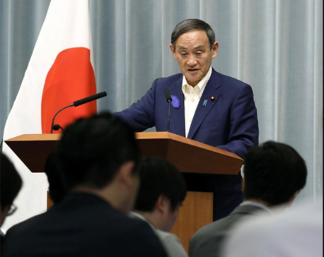 Japan says it won't talk or retract export rules on S. Korea
