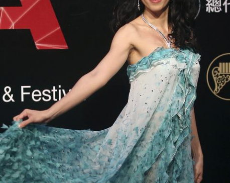 Actress and singer Karen Mok hopes to bring Broadway to China