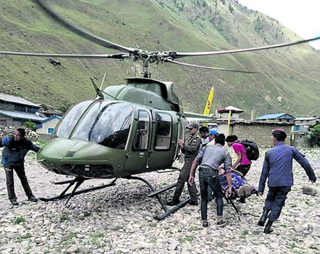 Karnali province hospitals ill-equipped and understaffed