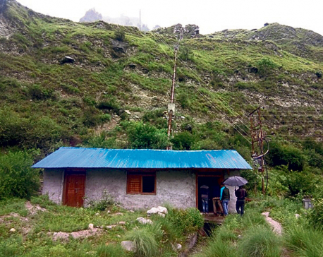 Electricity in Dolpa village excites locals