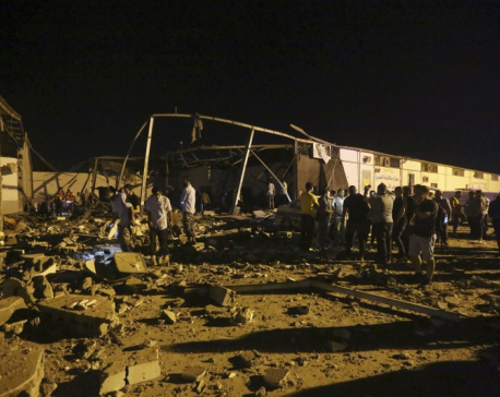UN says death toll from Libya fighting passes 1,000