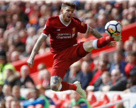 Moreno says goodbye to Liverpool as five-year spell comes to an end