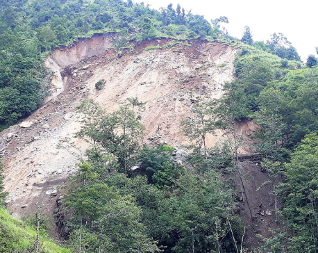 3 districts in eastern Nepal isolated due to landslides