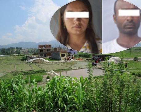 Daughter behind mother's murder