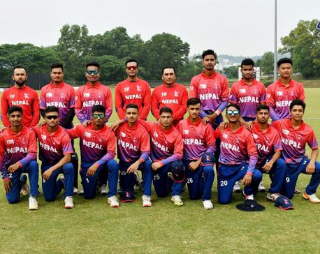 Nepal enters semi-finals of ACC U-19 Eastern Region Cricket Tournament