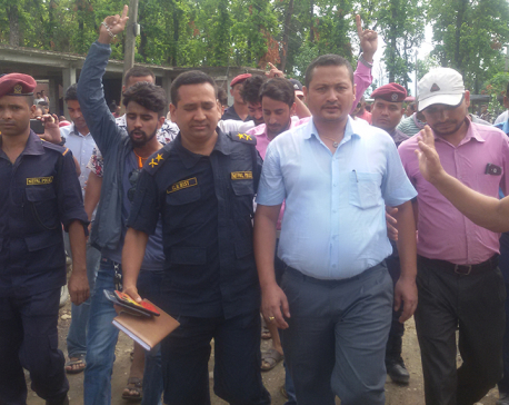 Entrepreneurs arrested in Kailali