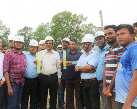 Petroleum pipeline successfully tested