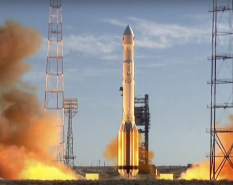 Russia launches major new telescope into space after delays