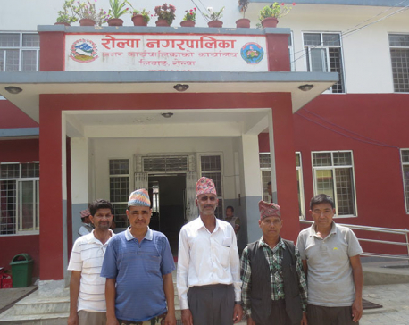 Five office assistants transferred from District Health office denied permission to work