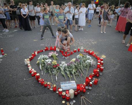 Romanian leader floats harsher penalties for murder, rape