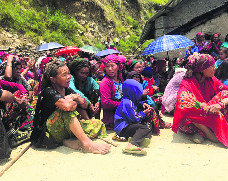 Child marriages resulting in divorces in Rukum