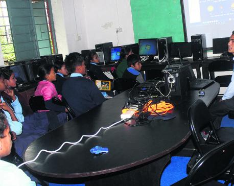 Technology friendly education in rural schools