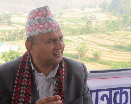 Province 5 ahead in budget implementation: CM Pokhrel