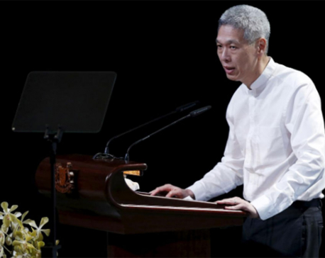 Singapore PM's brother backs opposition party in election twist