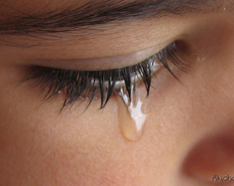 Confront the tears