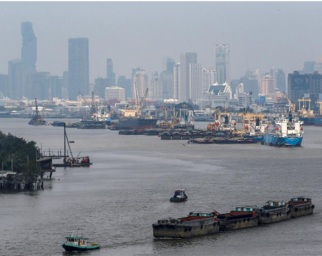 Thai exports seen falling 5% year-on-year in June