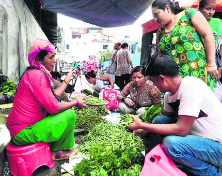 Vegetable prices increase because of middlemen