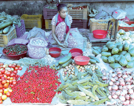Vegetable prices increase by almost 33% in a day
