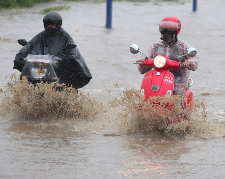 Monsoon to remain very active till Sunday
