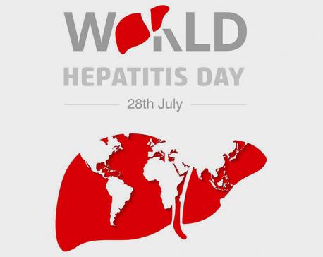 Hepatitis Can't Wait!