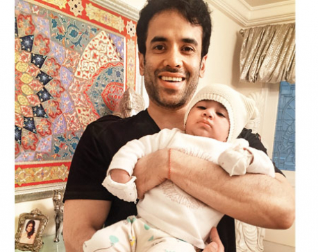 Fatherhood makes me feel good about myself: Tusshar Kapoor
