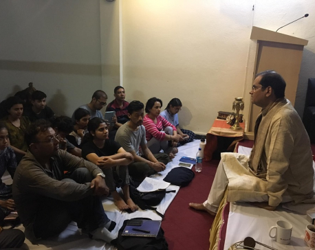 Five-day Dhrupad workshop concludes