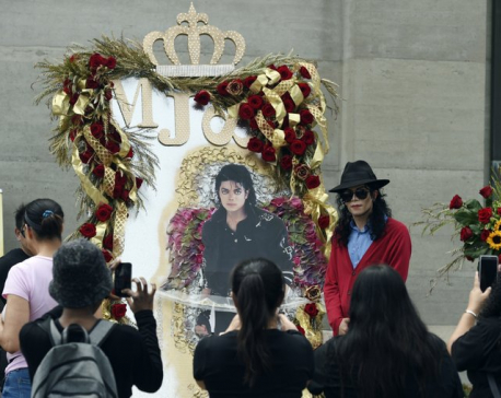 World lost 'gifted artist' 10 years ago, says Michael Jackson estate