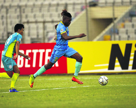 Manang out of AFC Cup