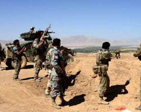 Eleven militants confirmed dead in southern Afghanistan