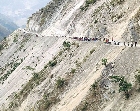 'Sub-standard roads' behind rising accidents in far-west