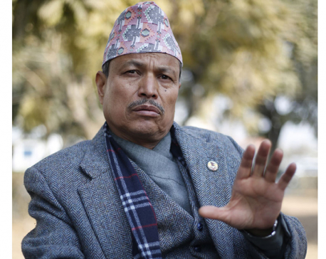 Govt should itself construct Upper Karnali hydro project: Leader Rawal