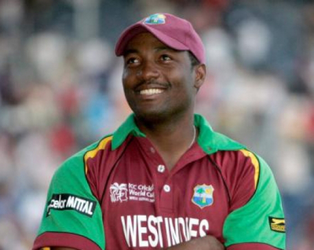 Ex-West Indies cricketer Lara admitted to hospital